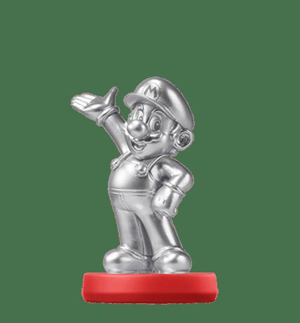 Mario™ - Silver Edition figure