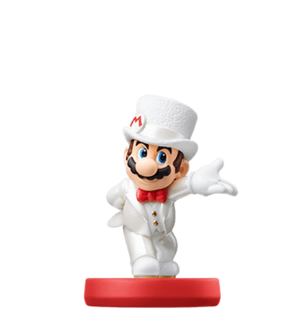 Mario (Wedding Outfit) figure