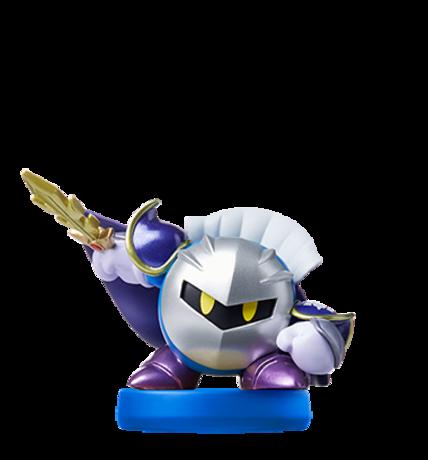 Meta Knight figure