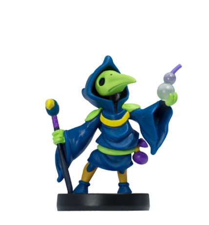 Plague Knight figure