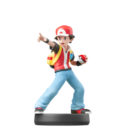 Pokémon Trainer figure
