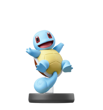 Squirtle figure