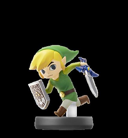 Toon Link figure