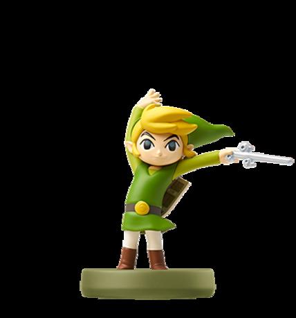 Toon Link - The Wind Waker figure