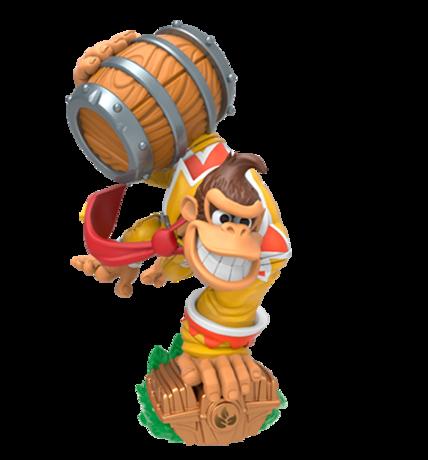 Turbo Charge Donkey Kong figure
