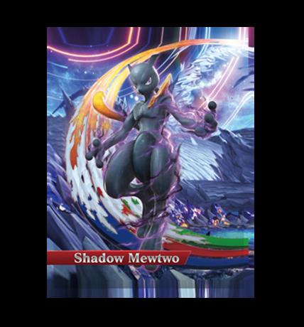 Shadow Mewtwo figure