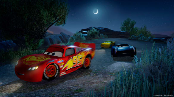 Cars 3 Driven To Win For Nintendo Switch Nintendo Game Details