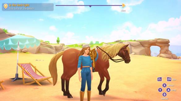 Horse Club Adventures for - Nintendo Game Details