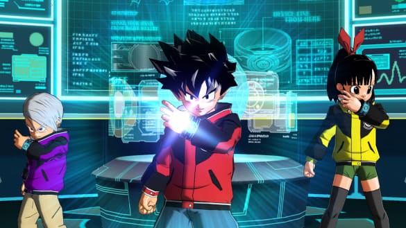 SUPER DRAGON BALL HEROES WORLD MISSION for Nintendo Switch - Nintendo Game  Details