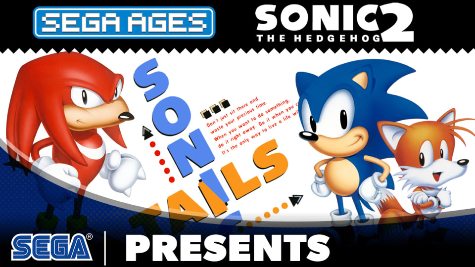 Sega Ages Sonic The Hedgehog 2 For Nintendo Switch Nintendo Game Details