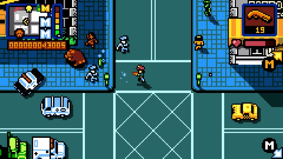 Retro City Rampage Dx For Nintendo Switch Nintendo Game Details