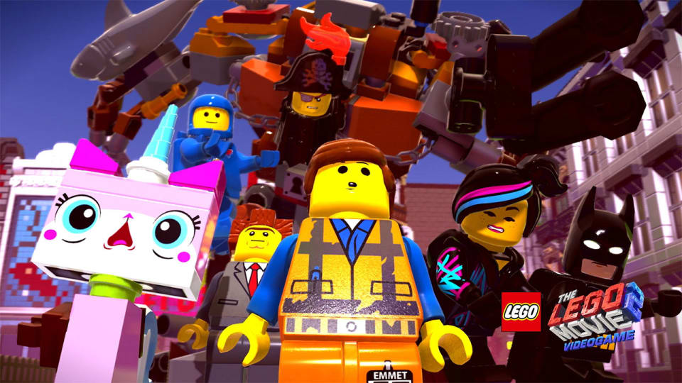 The Lego Movie 2 Videogame For Nintendo Switch Nintendo Game Details
