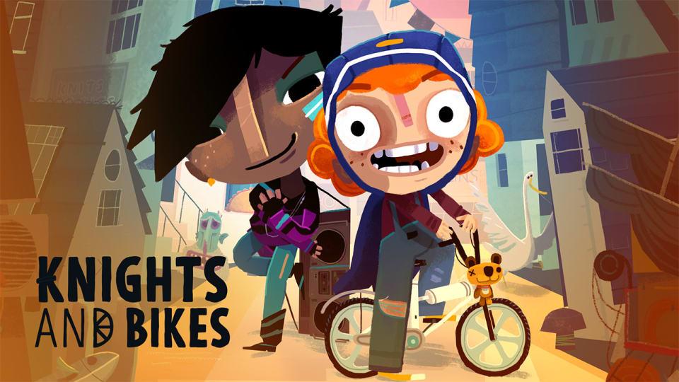 骑士与单车(Knights and Bikes)插图6