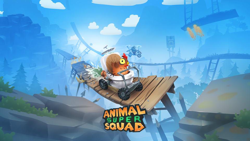 Animal Super Squad for Nintendo Switch - Nintendo Game Details