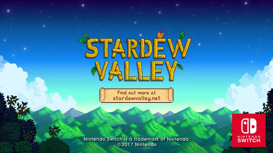 Stardew Valley for Nintendo Switch - Nintendo Game Details