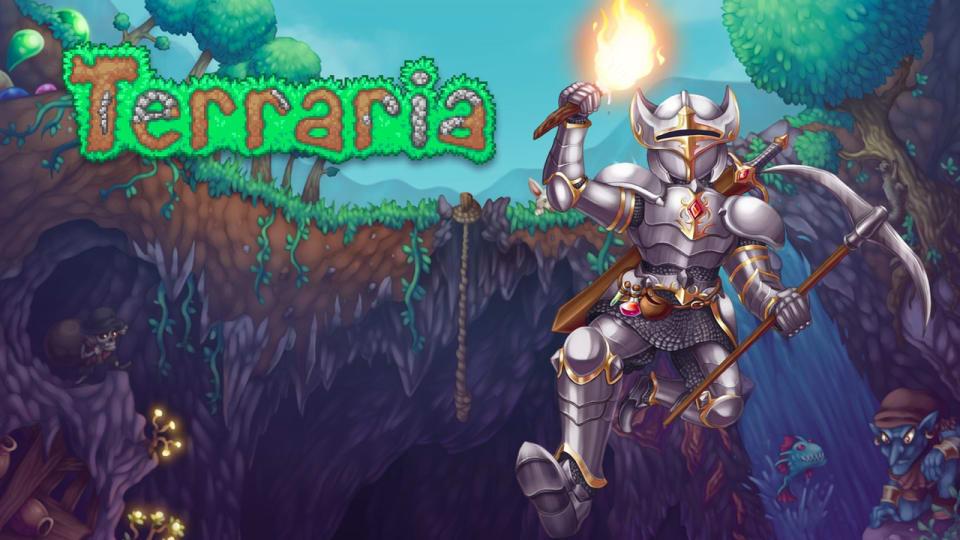 Terraria for Nintendo Switch - Nintendo Game Details