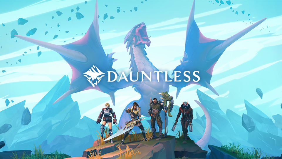 Dauntless for Nintendo new Best  upcoming action games for Android