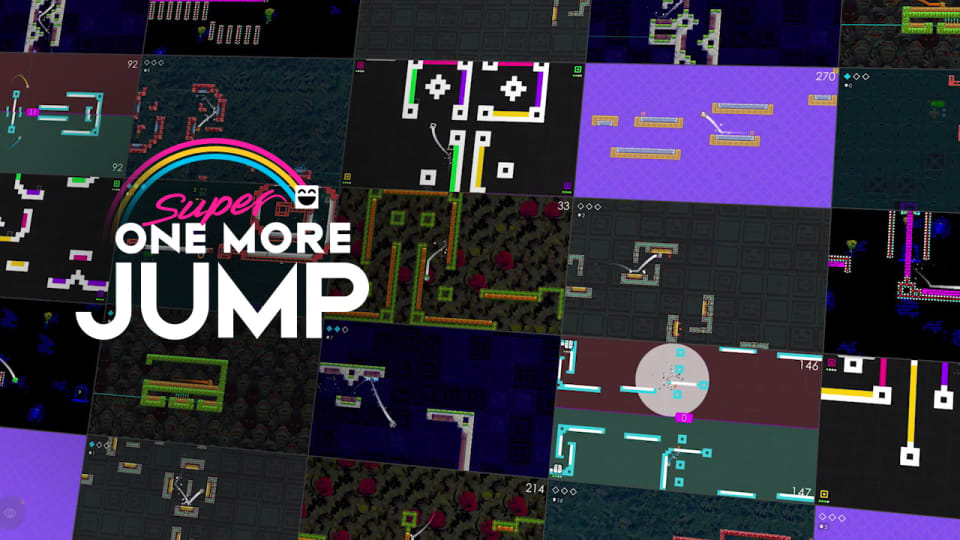 Super One More Jump For Nintendo Switch Nintendo Game Details