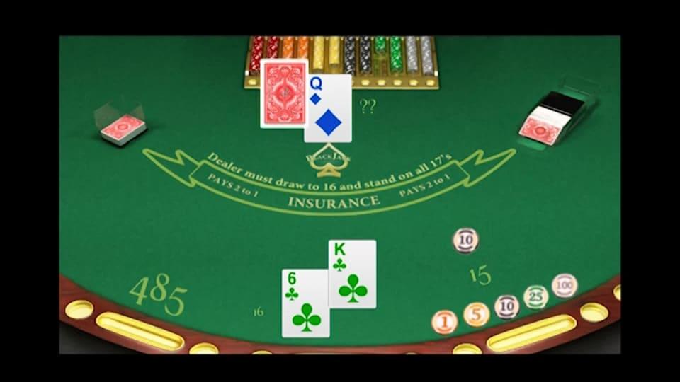 Blackjack 21 for Wii U - Nintendo Game Details