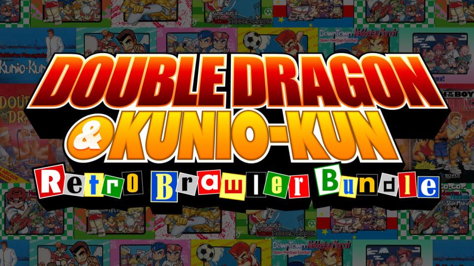 Double Dragon Kunio Kun Retro Brawler Bundle For Nintendo Switch Nintendo Game Details