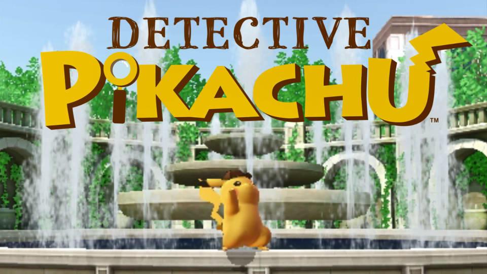 Detective Pikachu For Nintendo 3ds Nintendo Game Details
