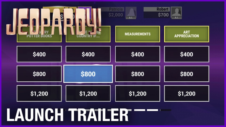 Jeopardy For Nintendo Switch Nintendo Game Details