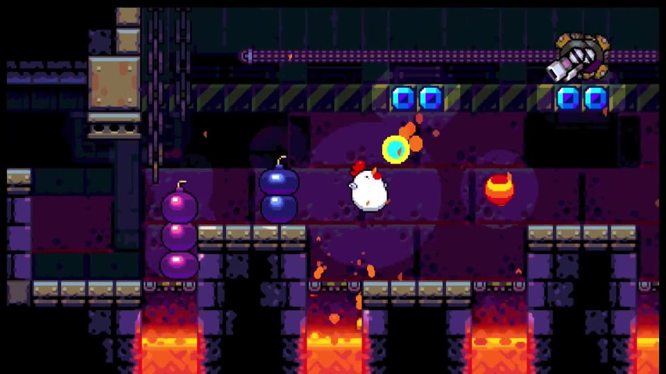 Bomb Chicken for Nintendo Switch - Nintendo Game Details