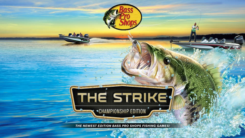 Bass Pro Shops The Strike Championship Edition For Nintendo Switch Nintendo Game Details