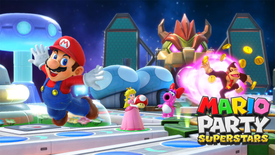 Mario Party™ Superstars for Nintendo Switch - Nintendo Game Details