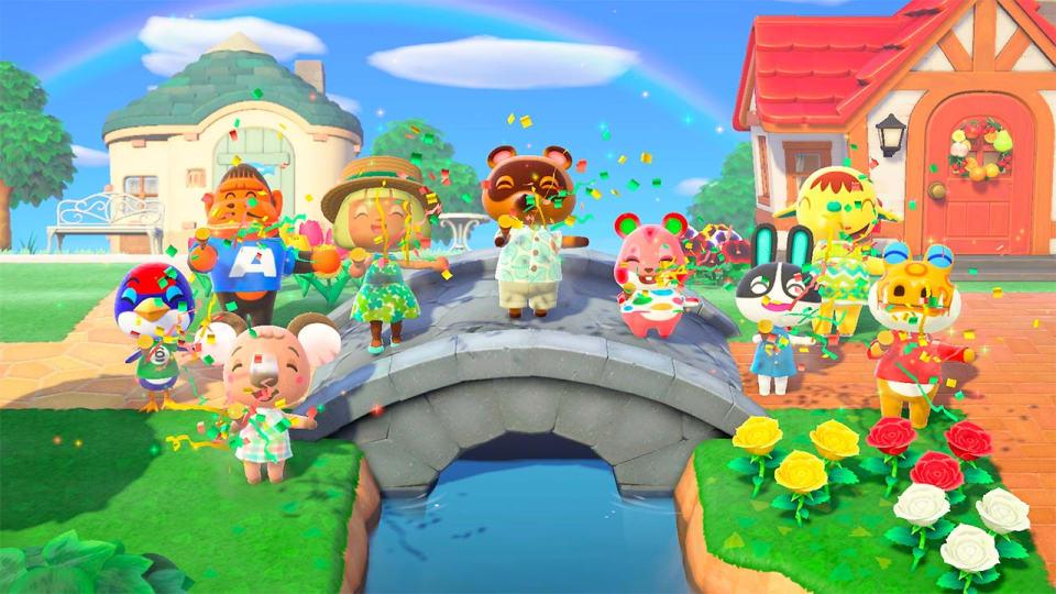 Animal Crossing™: New Horizons para o console Nintendo Switch - Detalhes de  jogos da Nintendo