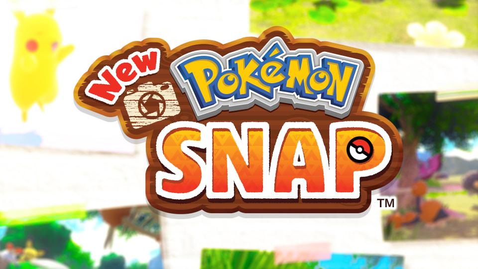 New Pokémon™ Snap for Nintendo Switch - Nintendo Game Details