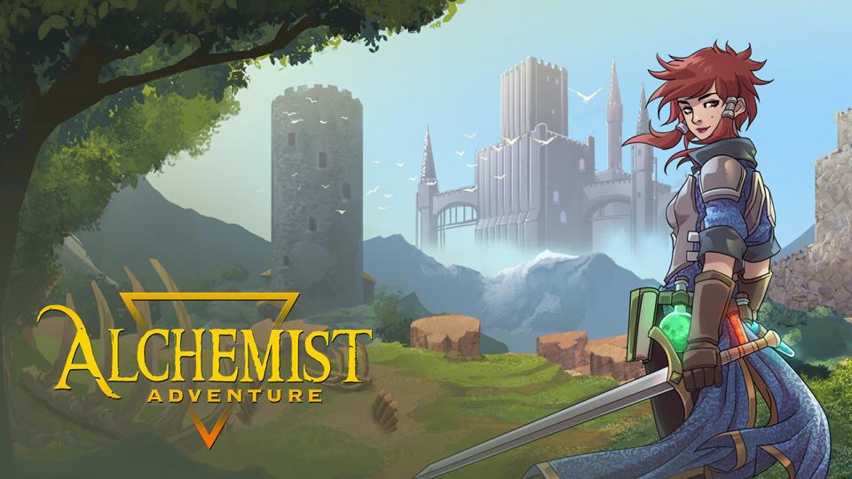 炼金术士大冒险(Alchemist Adventure)插图5