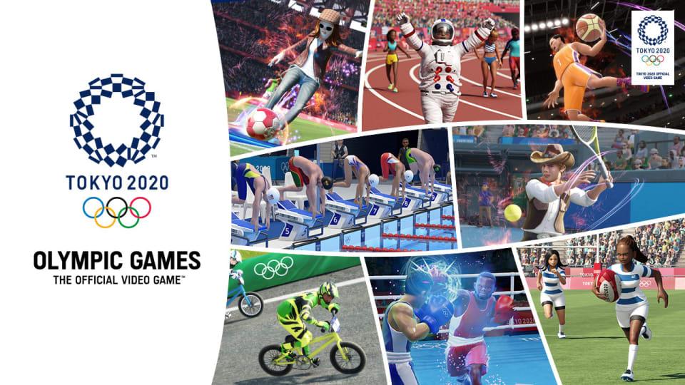 Olympic Games Tokyo 2020 – The Official Video Game™ para la consola Nintendo Switch - Detalles de los juegos de Nintendo