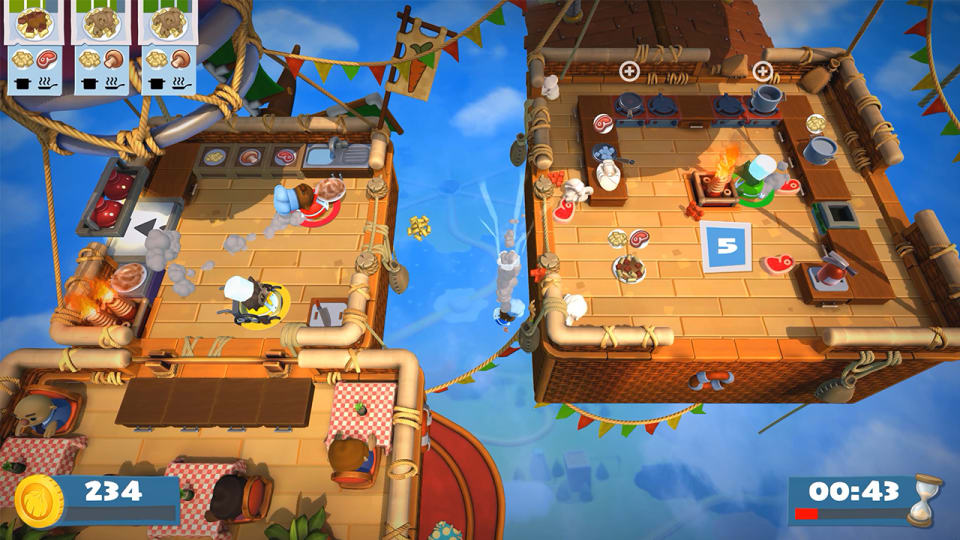 Overcooked! 2 for Nintendo Switch - Nintendo Game Details