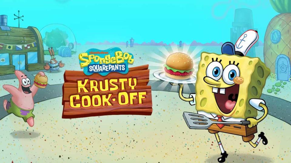 SpongeBob: Krusty Cook-Off for Nintendo Switch - Nintendo Game Details