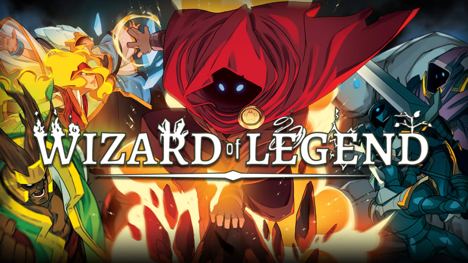Wizard of Legend for Nintendo Switch - Nintendo Game Details