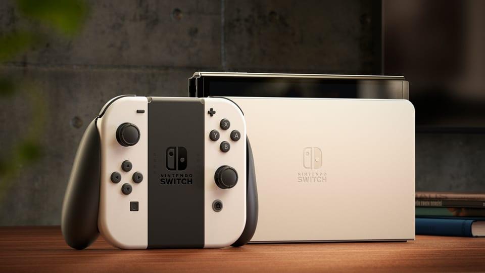 Nintendo ra mắt máy chơi game Switch phiên bản mới với màn hình OLED - Ảnh 2.