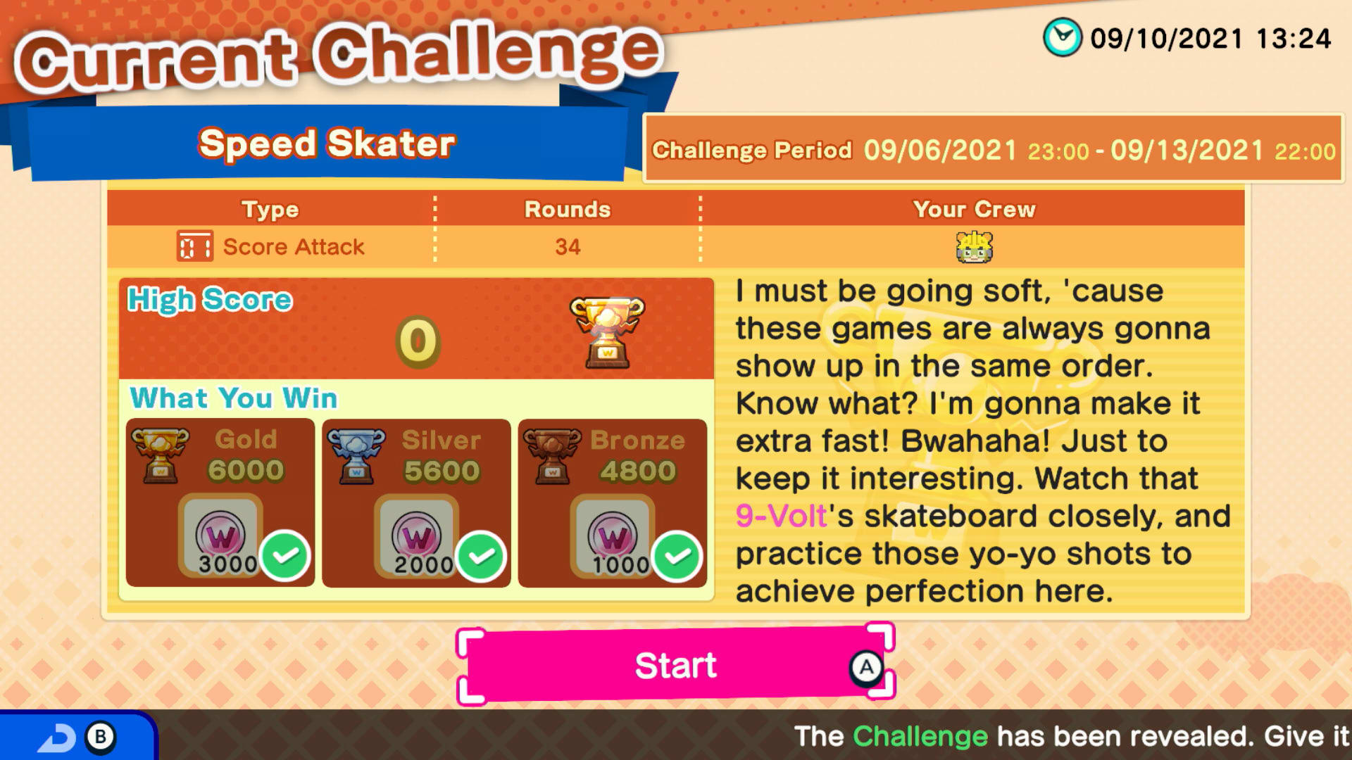 WarioWare: Get It Together! Switch_WWGIT_2021_eGDP_WarioCup_SCRN