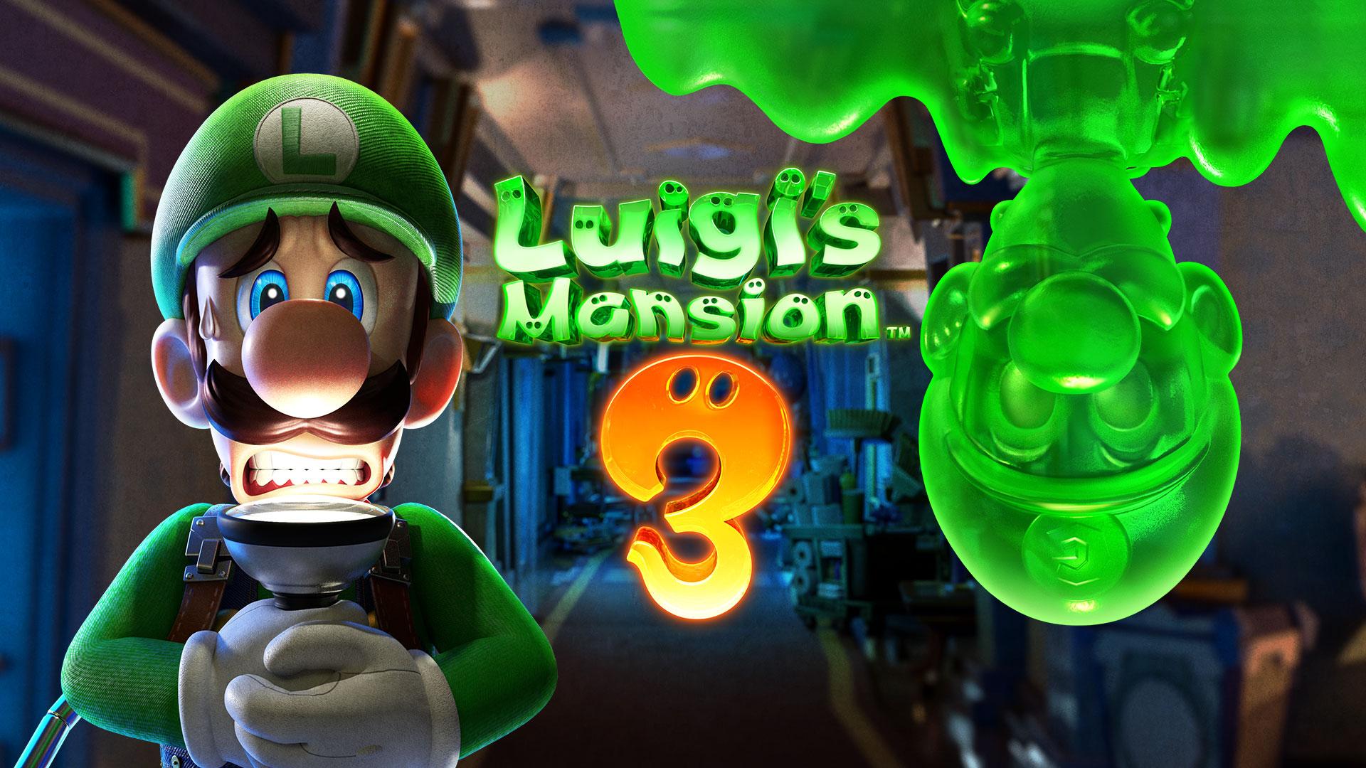 Luigi's Mansion™ 3 for Nintendo Switch - Nintendo Game Details