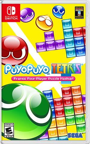 Puyo PuyoÔäóTetris┬«