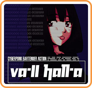 Va-11 Hall-A: Cyberpunk Bartender Action for Switch — buy cheaper ...